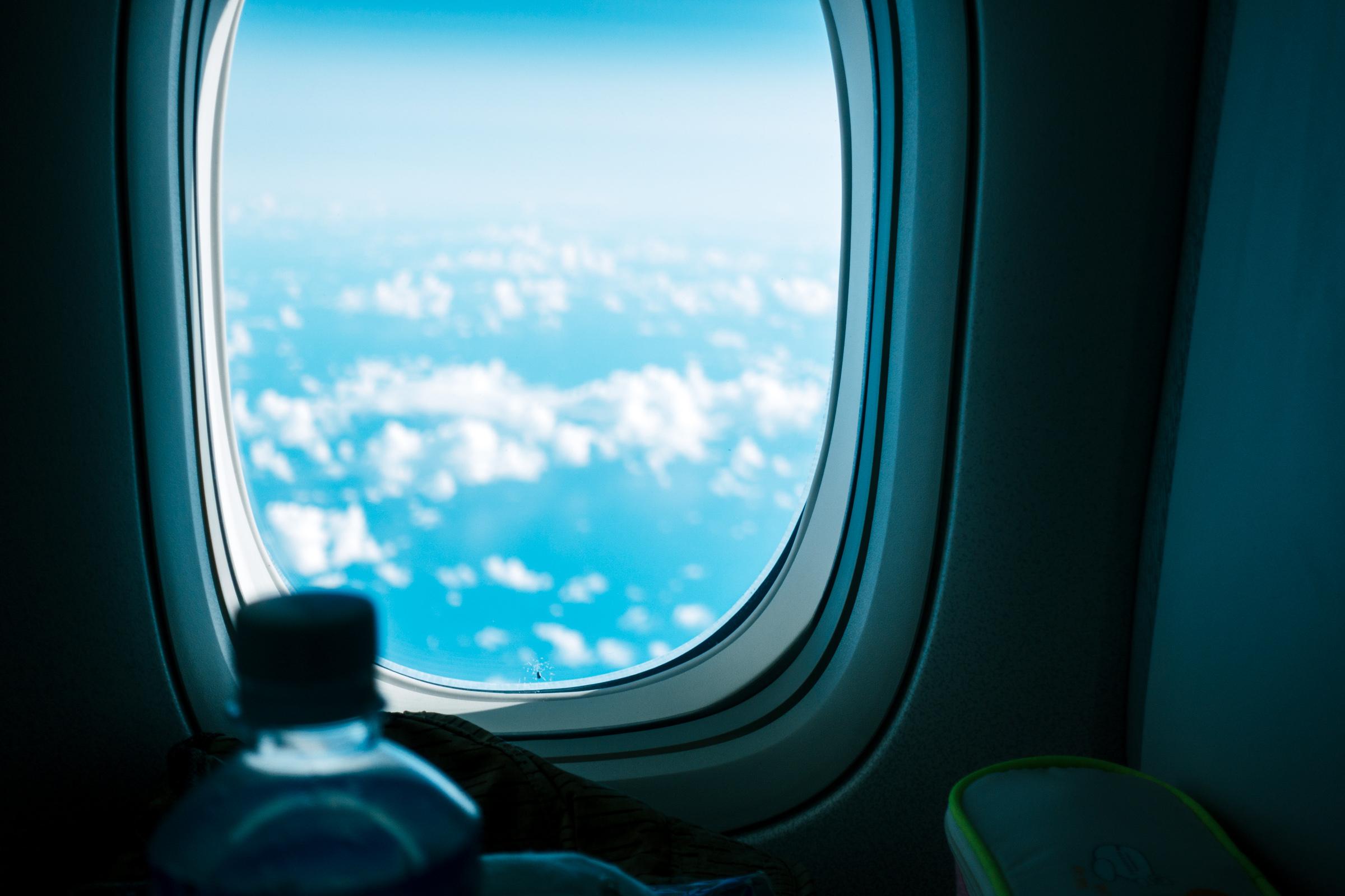 生後10ヶ月の海外旅行 飛行機編
