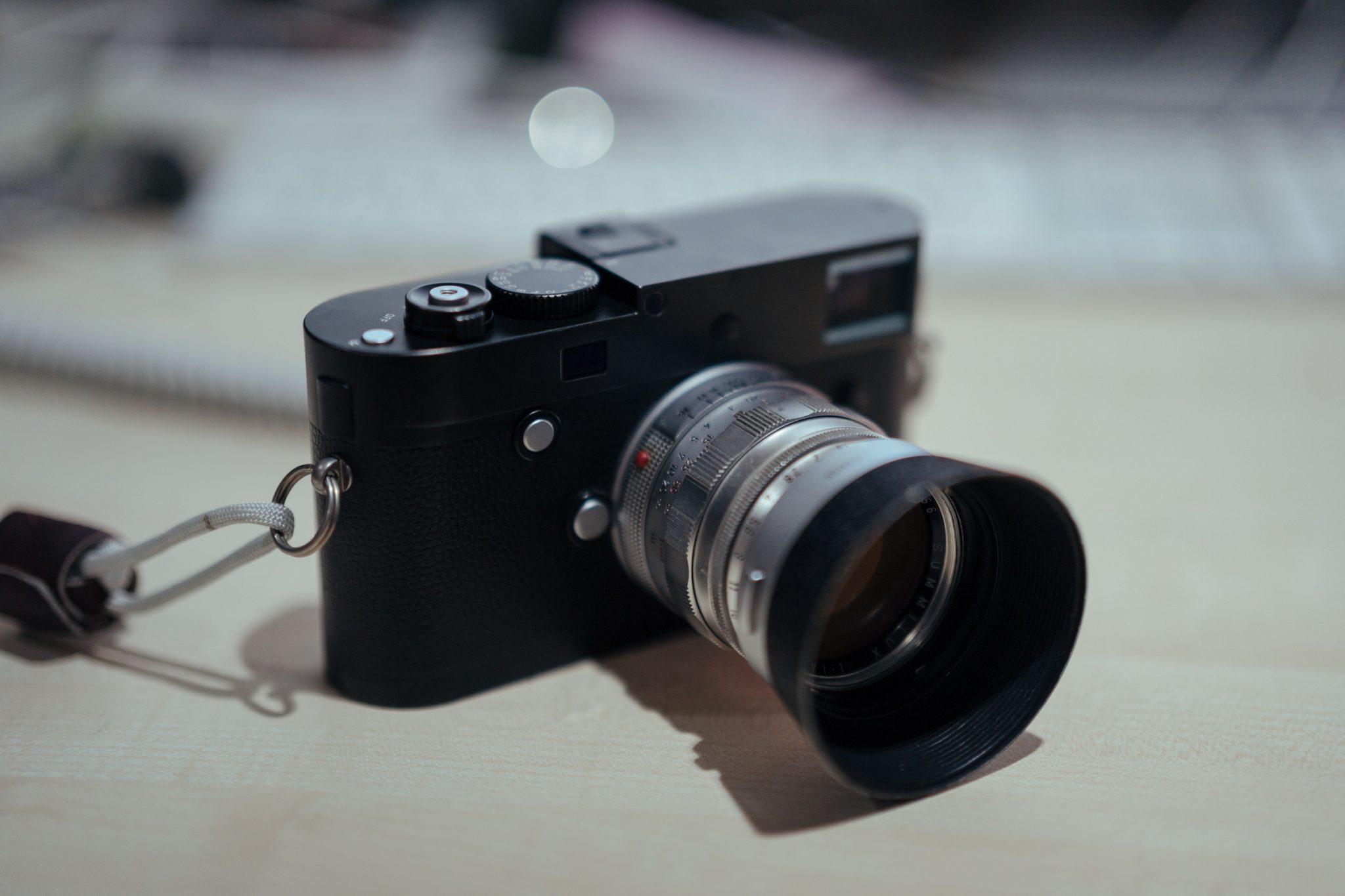 Summilux 50mm 逆ローレット